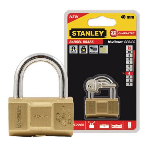 Ổ khóa Stanley S742 – 046 càng chữ U