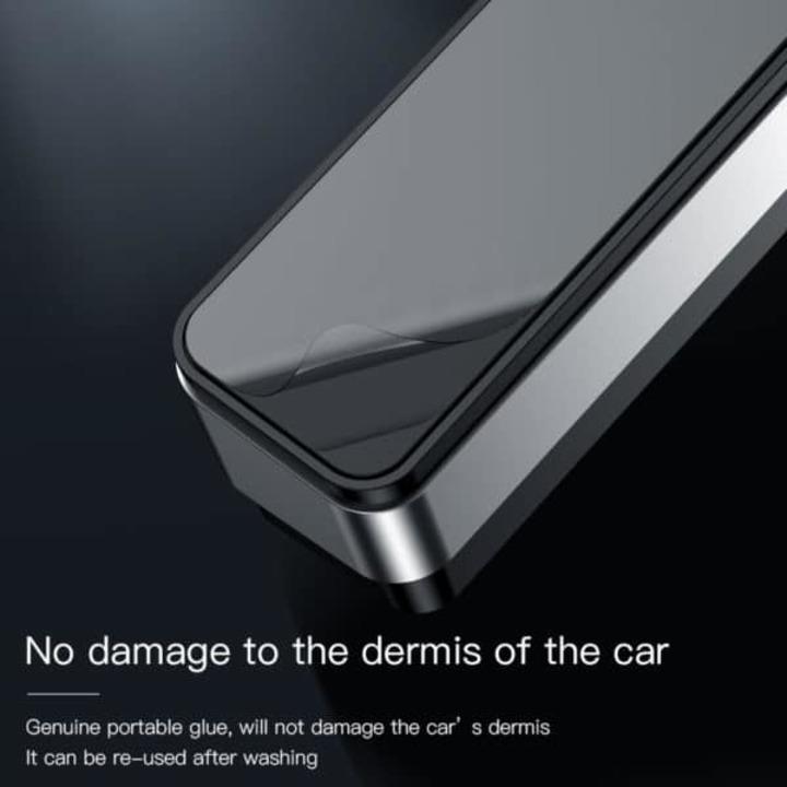 Bảng số điện thoại dạ quang trên ô tô, xe hơi nhãn hiệu Baseus cao cấp ACNUM-B0S