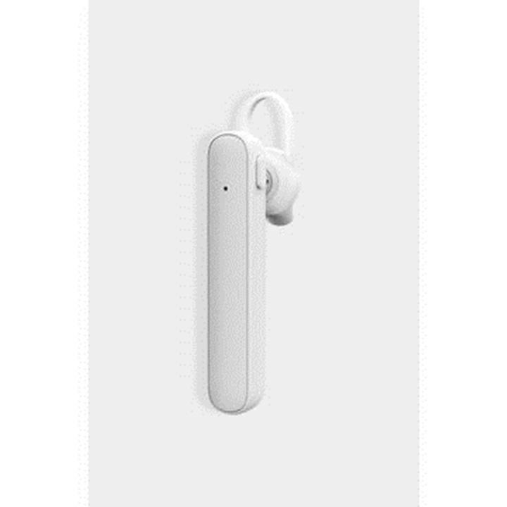 Tai nghe Bluetooth Roman R558 màu Trắng - Hàng nhập khẩu