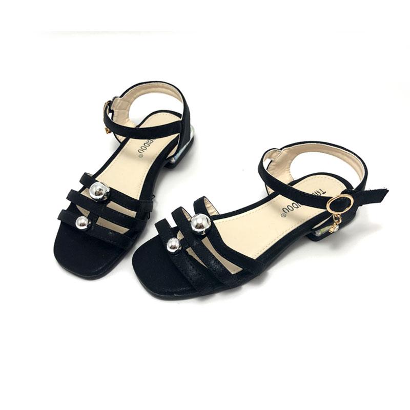 Sandal bé gái nhiều quai SDTE0188