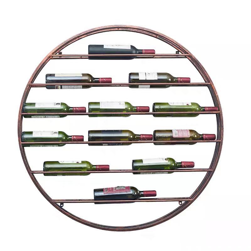 Kệ rượu vang treo tường