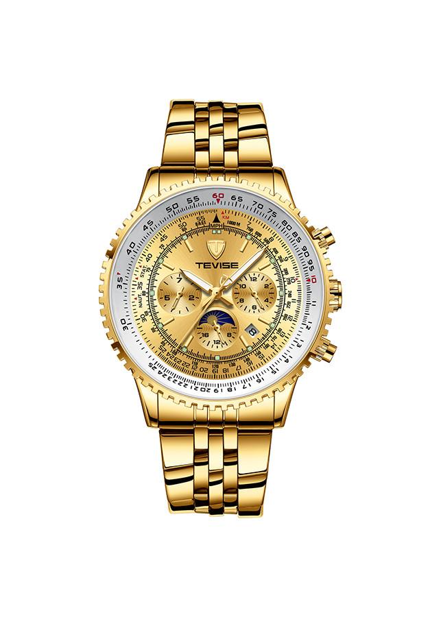 Đồng hồ thời trang nam TEVISES 837