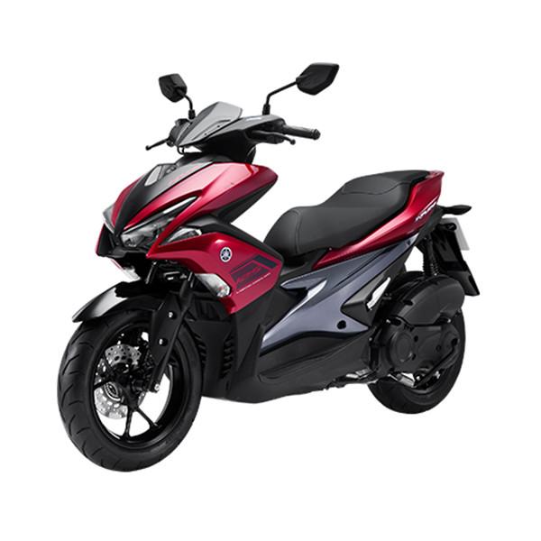 Xe Máy Yamaha NVX 125 Deluxe - Đỏ