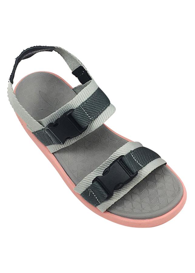 Giày Sandal Nữ SHAT PHN003 - Xám Hồng - 2233996218229,62_1512653,289000,tiki.vn,Giay-Sandal-Nu-SHAT-PHN003-Xam-Hong-62_1512653,Giày Sandal Nữ SHAT PHN003 - Xám Hồng