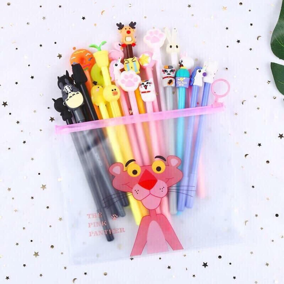 Set 20 chiếc bút bi siêu dễ thương - giao màu ngẫu nhiên