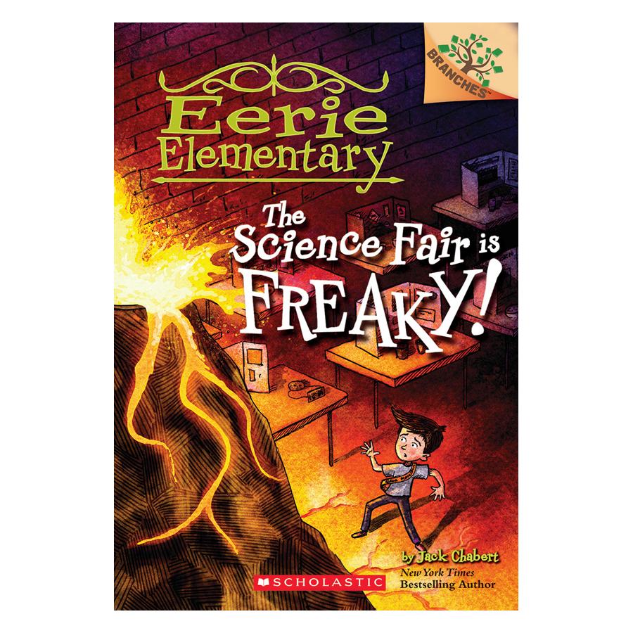 Eerie Elementary #4: Science Fair Is Freaky!