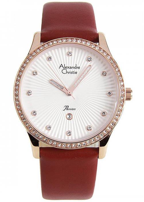 Đồng hồ đeo tay hiệu Alexandre Christie 2743LDLRGSLRE
