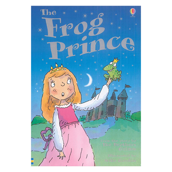 Usborne Young Reading Series One: The Frog Prince  + CD