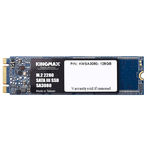 Ổ cứng SSD Kingmax SA3080 128GB M.2 2280 - Hàng Chính Hãng