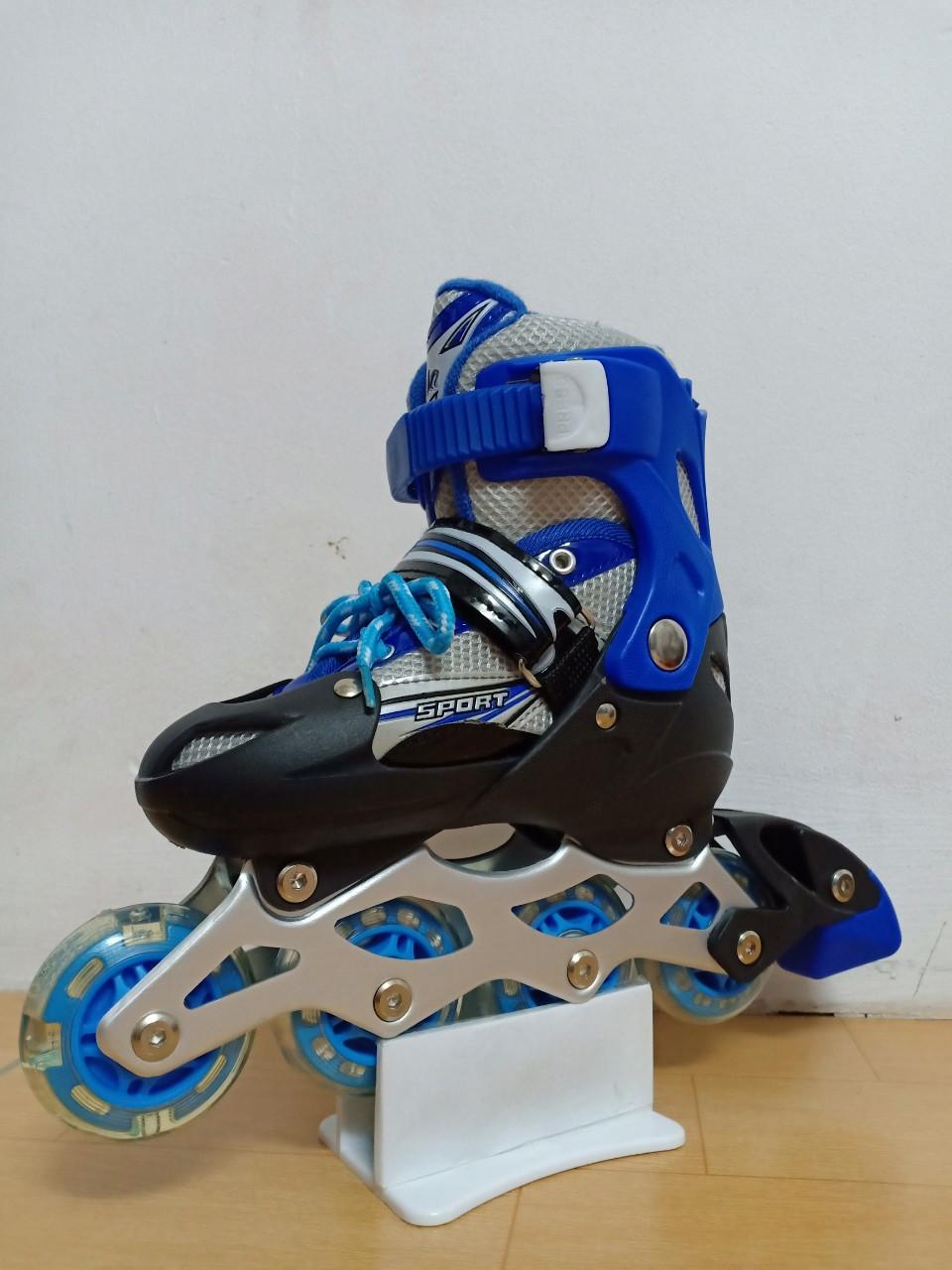Giày patin trẻ em cao cấp HS002B
