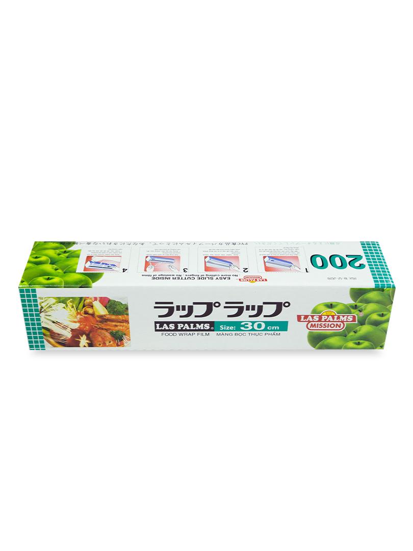 COMBO 3 Hộp Màng Bọc Thực Phẩm Laspalm 30cmx200 - MBTP09006118