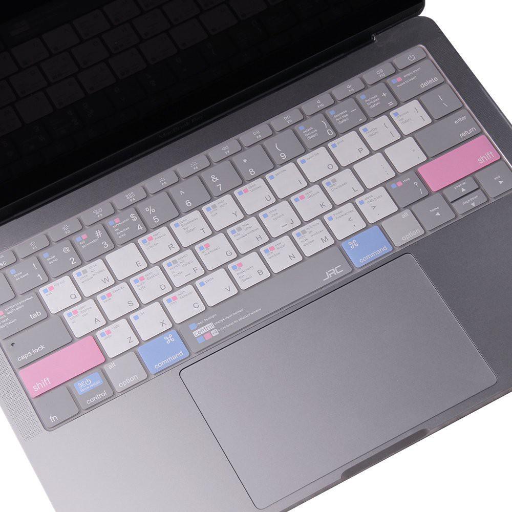 Phủ bàn phím JRC ShortCut cho Macbook (đủ dòng)