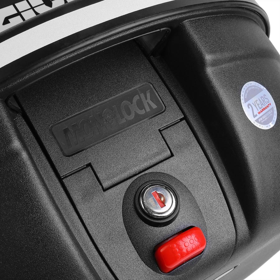 Thùng Mircro Givi E26N Micro (26L) - Tặng Đế MP60N