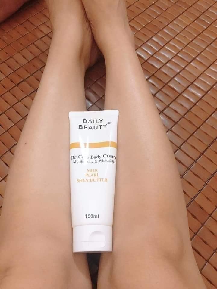 Kem dưỡng toàn thân Daily Beauty Dr.Care Body Cream sản phẩm nhập khẩu chính ngạch Hàn Quốc