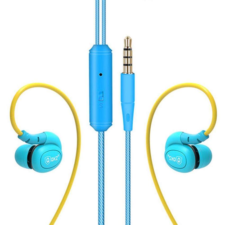 Tai Nghe Thể Thao On-ear QKZ DM100 Earhook Sport (dây móc trên vành tai) - Hàng Chính Hãng