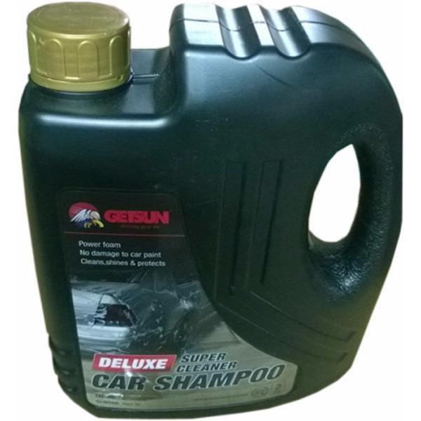 Nước rửa xe máy ô tô cao cấp DELUXE Getsun 2L