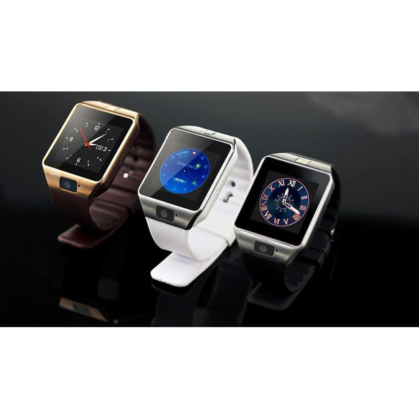 Đồng hồ thông minh Smartwatch D0Z1 gắn sim nghe gọi độc lập
