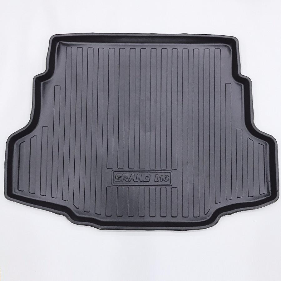 Lót Cốp Nhựa TPO Cao Cấp dành cho Hyundai i10 - Sedan