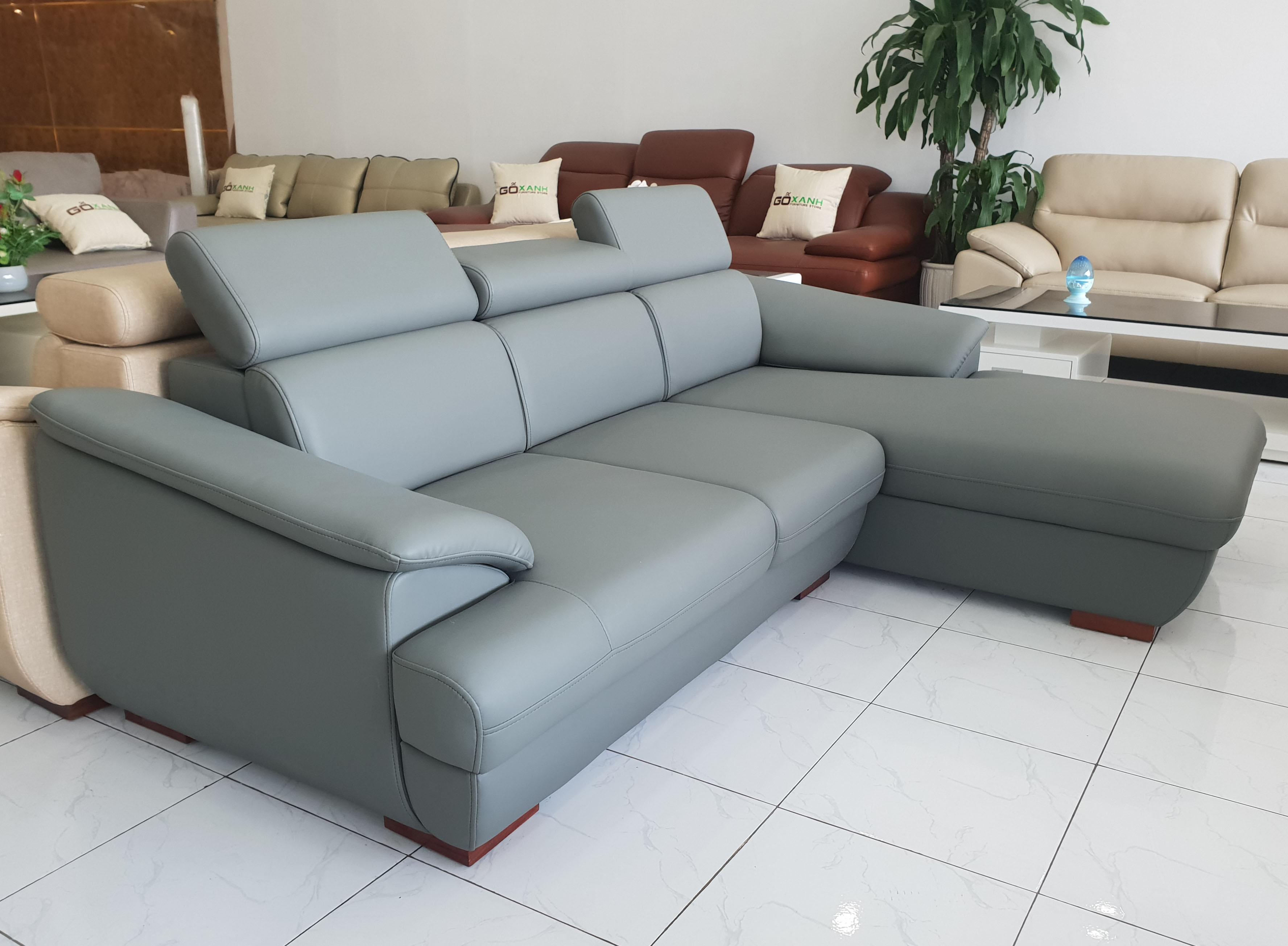Bộ Salon Phòng Khách Mini Nhỏ Gọn - Ghế Sofa Cao Cấp Hiện Đại