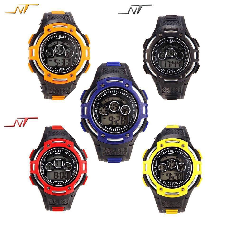 Đồng Hồ Điện Tử Unisex Phong Cách No Brand Sport Watch Năng Động DH12