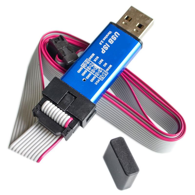 Mạch Nạp ISP 89/AVR (màu sắc ngẫu nhiên)