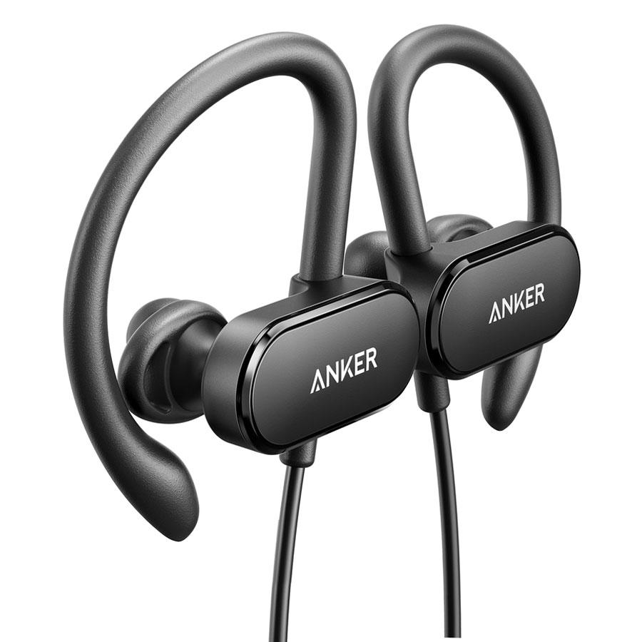 Tai Nghe Bluetooth Nhét Tai Anker SoundBuds Curve A3411 - Hàng Chính Hãng