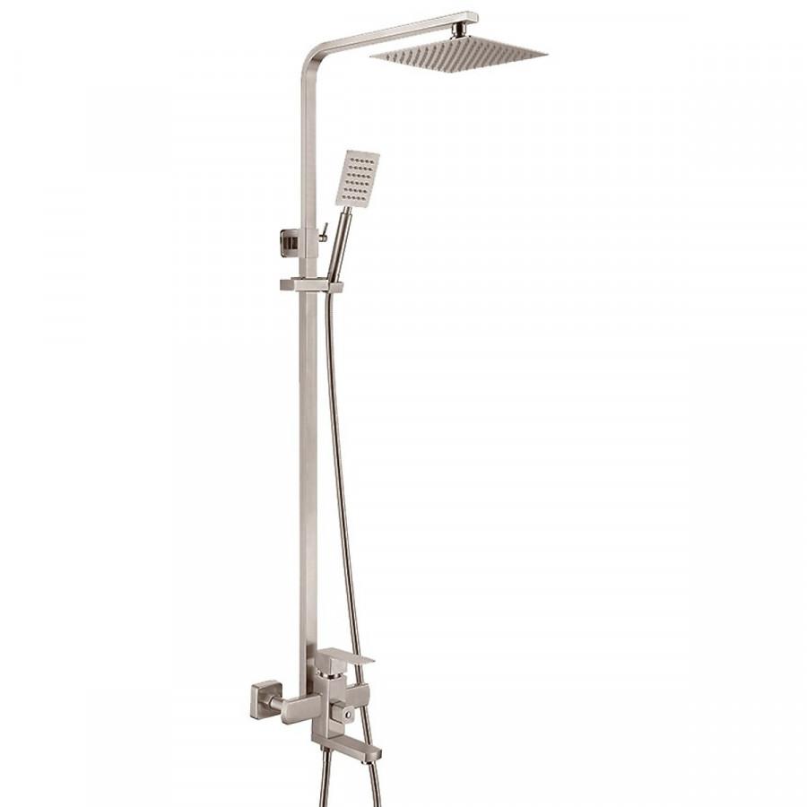 Sen cây tắm đứng RANOX vuông nóng lạnh RN705
