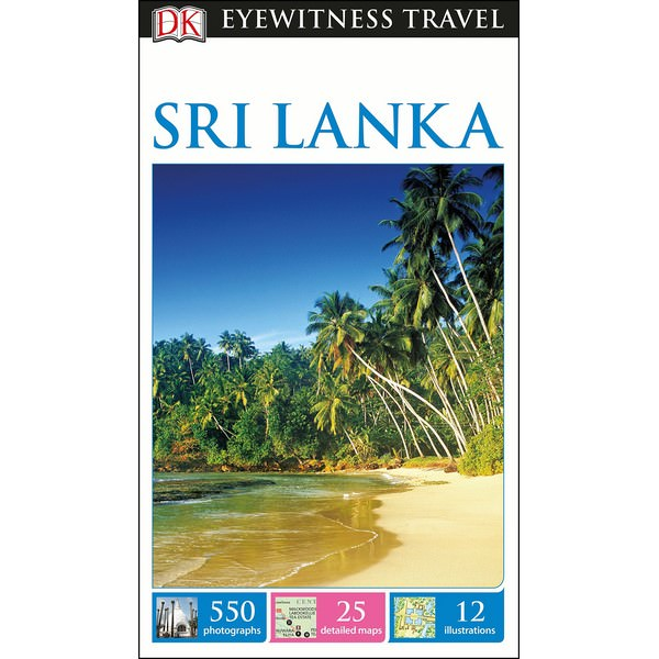 DK Eyewitness Travel Guide Sri Lanka