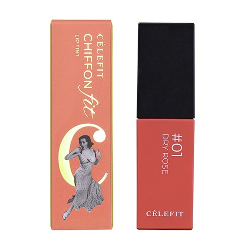 Thỏi son tint Celefit 3g nhiều màu sắc thời trang
