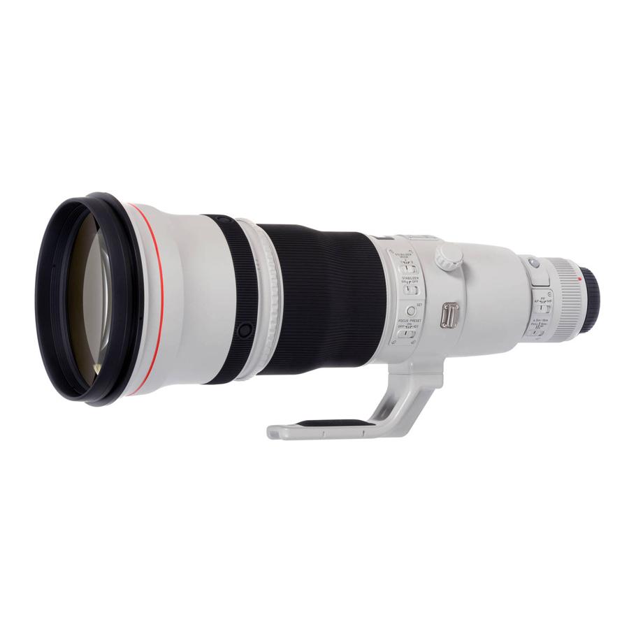 Lens Canon EF 600mm f/4.0 L IS II USM - Hàng chính hãng