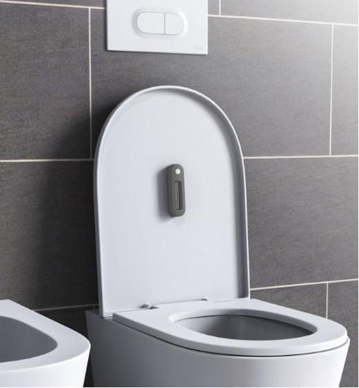 Đèn tiệt trùng diệt khuẩn cho nhà tắm  mini 1200mAh