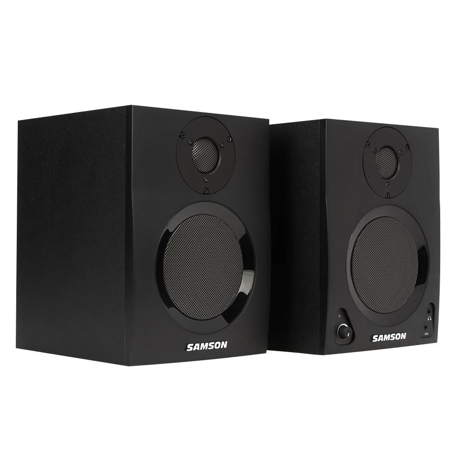 Loa Kiểm Âm Bluetooth Samson MediaOne BT4 - Hàng Chính Hãng