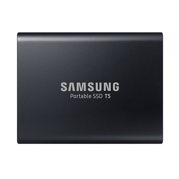 Ổ Cứng Di Động Gắn Ngoài SSD Samsung T5 MU-PA1T0B 1TB - Hàng Nhập Khẩu