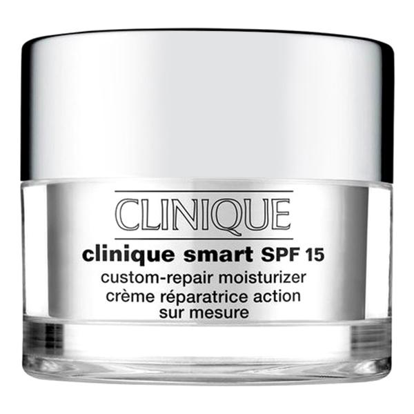 Kem dưỡng ban ngày dành cho da khô và hỗn hợp Clinique Smart Broad Spectrum SPF15 Custom-Repair Moisturizer 50ml