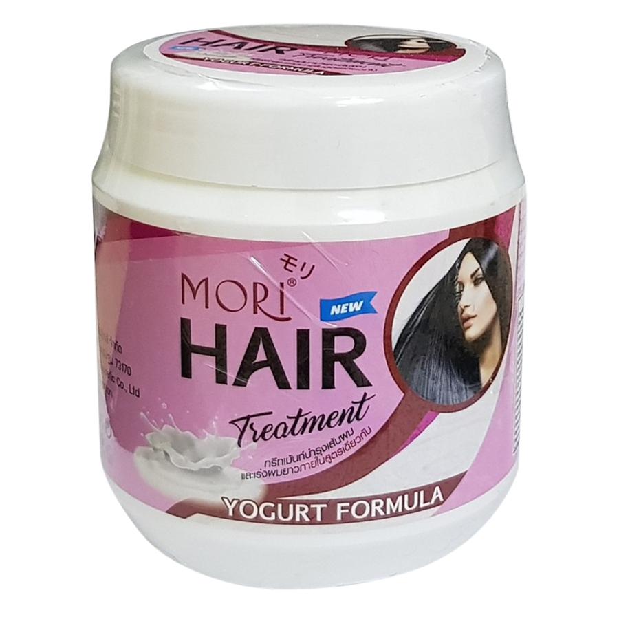 Kem Ủ Dưỡng Tóc Mori Sữa Chua Mori Hair Treatment - Yogurt (500ml)