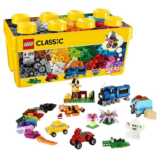 Mô Hình LEGO Thùng Gạch Trung Classic 10696 Sáng Tạo (484 Mảnh Ghép) - 5702015357180,62_124952,1269000,tiki.vn,Mo-Hinh-LEGO-Thung-Gach-Trung-Classic-10696-Sang-Tao-484-Manh-Ghep-62_124952,Mô Hình LEGO Thùng Gạch Trung Classic 10696 Sáng Tạo (484 Mảnh Ghép)