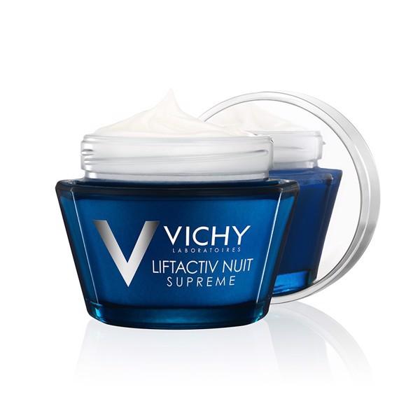 Kem Dưỡng Giúp Chống Nhăn Và Làm Săn Chắc Da Ban Đêm - Liftactiv Ds Night Cream Vichy 50ml