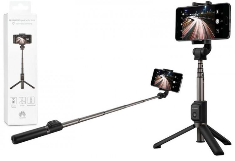 e7f7de00996171fac4f00da371b5de1e product lightbox - Gậy chụp hình Selfie Tripod Huawei 360 độ AF15