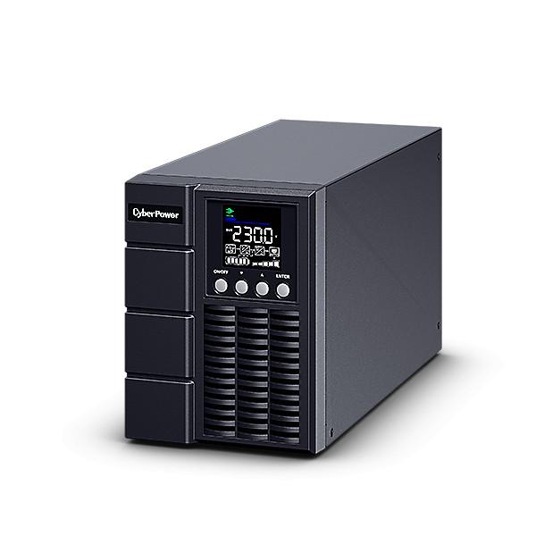 Bộ lưu điện thông minh Sóng Sine OLS1000EA - 1000VA/900W - Công nghệ Online chuyển đổi kép, màn hình LCD màu cao cấp, có thể điều khiển qua mạng - Hàng Chính Hãng