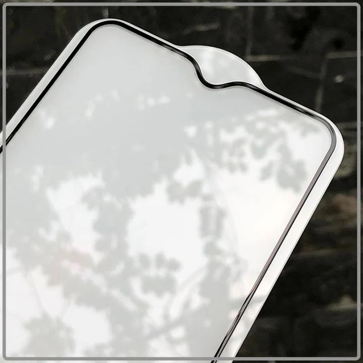 Kính cường lực Nillkin CP+ PRO cho Xiaomi Redmi Note 8 Pro FULL viền đen - Hàng Nhập Khẩu