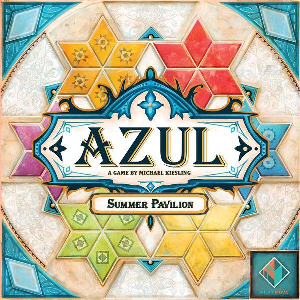 Trò Chơi Board Game Azul