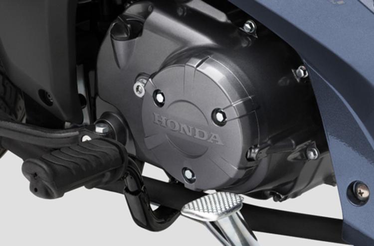 Xe Máy Honda Future Fi Vành Đúc - Đèn LED 2018
