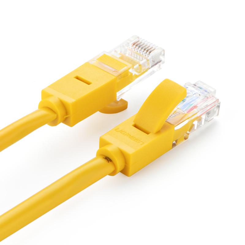 Cáp mạng đúc sẵn 2 đầu Cat 5 dài 5M Ugreen NW103 11233 - Hàng Chính Hãng
