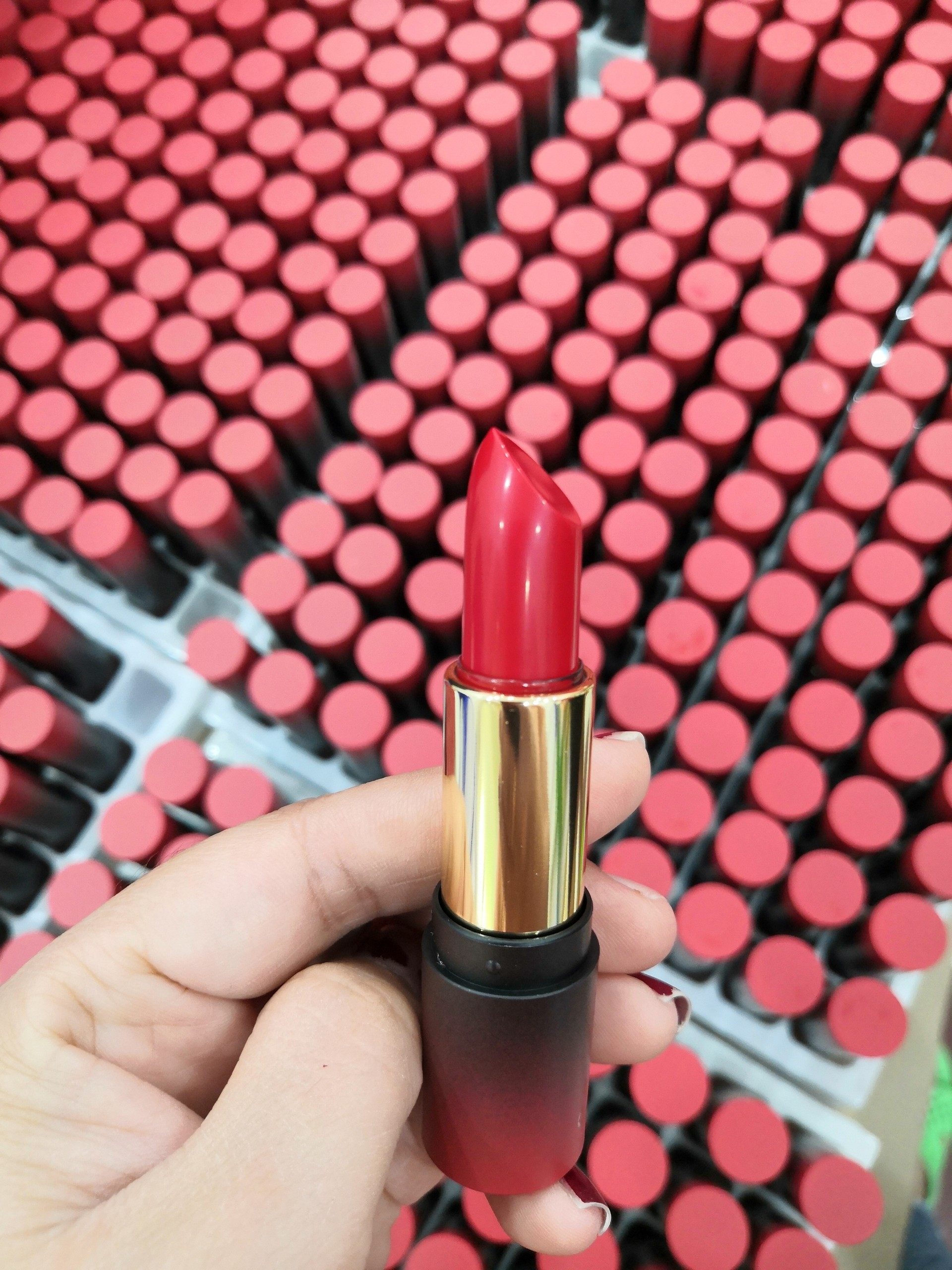 ECOSY NAUTURE LIPSTICK THE COLLAGEN RD103 - ĐỎ SAN HÔ