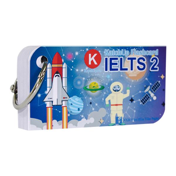 Combo Trọn Bộ KatchUp Flashcard IELTS - High Quality