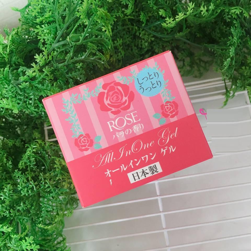 Bộ 2 hộp kem hỗ trợ trị khô nẻ da BIORICA ROSE Nhật bản (40g) - HÀNG CHÍNH HÃNG