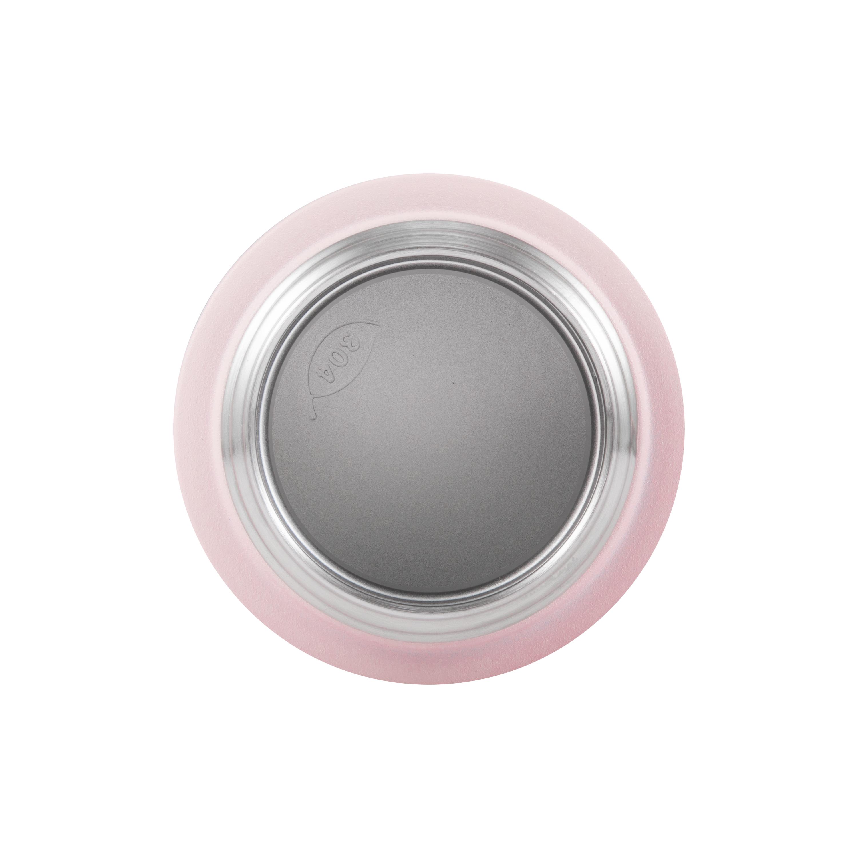 Bình giữ nhiệt Cuckoo Kyndell màu hồng từ thép không ghỉ CVB-C43P 430ml