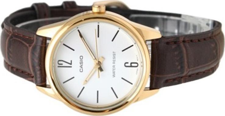 Đồng hồ nữ dây da Casio LTP-V005GL-7BUDF