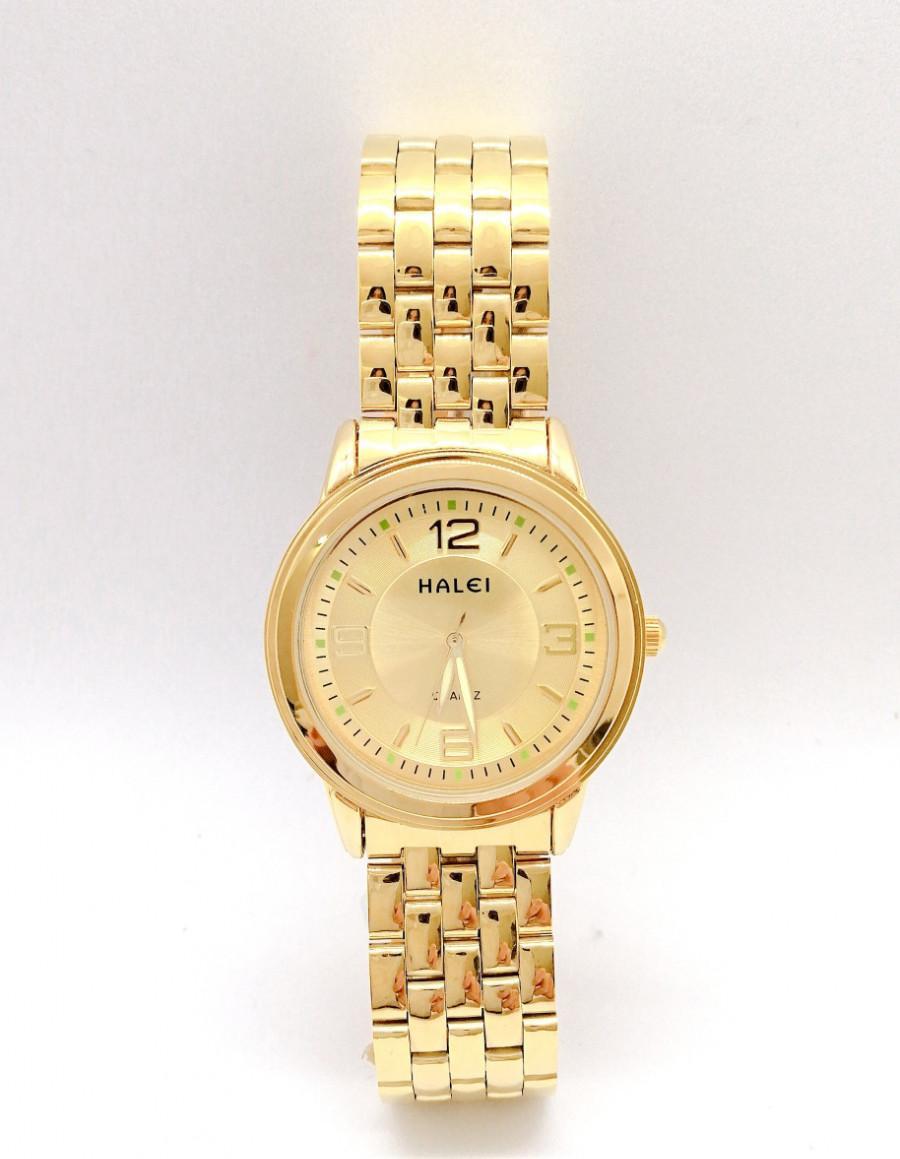 Đồng hồ Nam Halei  HL 472 + Tặng Combo TẨY DA CHẾT APPLE WHITE PELLING GEL BEAUSKIN chính hãng