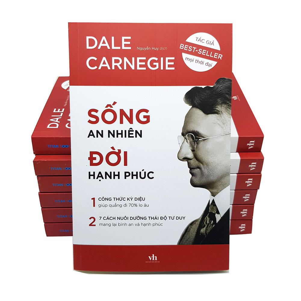 Sách - Sống an nhiên đời hạnh phúc - Dale Carnegie